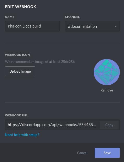 Netlify - Discord deploy notifications – Phalcon Blog – We